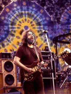 Jerry Garcia....miss you