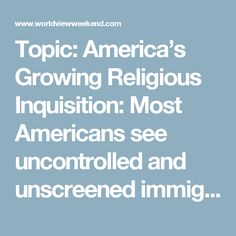Topic: America's Growing Religious Inquisition: Most Americans see uncontrolled and unscreened immigration, LaRaza, terrorism, the white privilege agenda, Black Lives Matter, social justice, racial justice, neo-evangelicalism, anti-semitism, Islam, leftist catholicism, hate-crime legislation, postmodernism, ecumenicalism, feminism, radical environmentalism, and cultural Marxism as unrelated issues. Brannon will briefly explain that all these groups are random moments but part of a big…