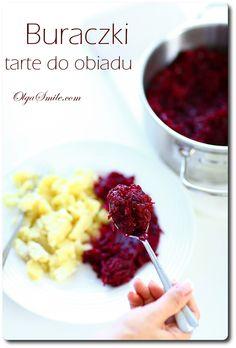 Olga Smile: Buraczki tarte do obiadu