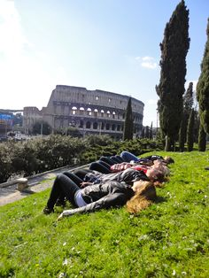 i would love to do this every single day. Roma.