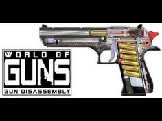 How to put together an ak-47 in World gun gun disassembly