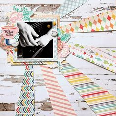 LO His and Hers (scrapbooker 2014) | by Umichka