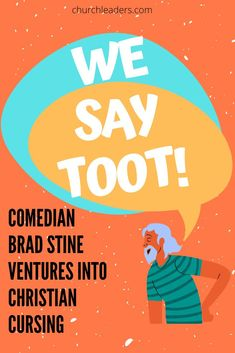 Comedian Brad Stine's venture into Christian 'cursing' would make a hilarious opener for any teaching series on 'walking the walk' or 'talking the talk' (ie. the character/conduct of believers). #christian #beingachristian #funnychristian #bradstine Youth Leader, Worship Leader, Parenting Teenagers, Good Parenting, Mom Jokes, Mom Humor, Christian Humor, Christian Faith, Church Humor