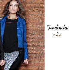 Os casaquinhos são a maior tendência do ano, que tal esse da Zunnck?