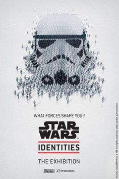 The STAR WARS™ Identities exhibition: Stomtrooper