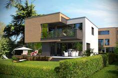 Haus 3 Gartenansicht