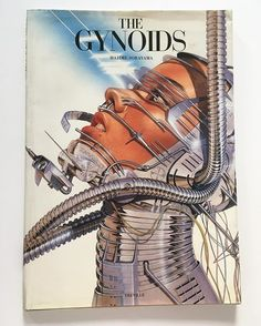 The Gynoids. Hajime Sorayama, 1993. Email or DM to buy. #sorayama