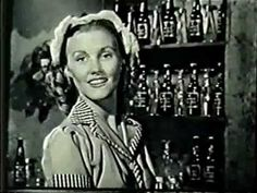 Classic Mabel Carling Black Label Beer jingle TV Commercial    (This commercial lead to three-year-old me throwing a fit for Carling Black Label Beer!--much to my dad's chagrin--in our hometown grocery.)