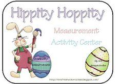 Easter theme measurement activity