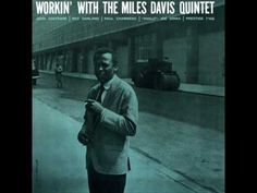 (#VIDEO) A Classic (Miles Davis - It Never Entered My Mind)