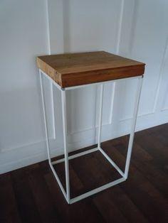 Ikea hack: Antonius becomes C's frame table