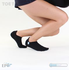 They are probably the most comfortable socks you have ever worn. Toe Socks, Running Trainers, Anklet, Kitten Heels, Sports, Black, Fashion, Air Cast, Hs Sports