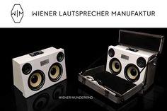 Wiener Wunderkind von der Wiener Lautsprecher Manufaktur auf der klangBilder|15 #wienerwunderkind #wienerlautsprechermanufaktur #lautsprecher #boxen #klangbilder