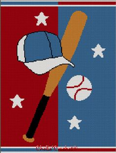Hey, I found this really awesome Etsy listing at https://www.etsy.com/listing/29760161/instant-download-chella-crochet-baseball
