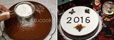 Γευστικές απολαύσεις από σπίτι: Βασιλόπιτα κέικ Decorative Plates, Tableware, Blog, Dinnerware, Tablewares, Place Settings