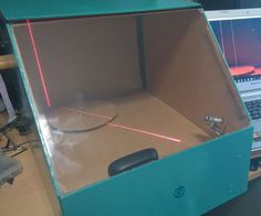 FabScan is an open-source, do-it-yourself 3D laser scanner.It started out as a Bachelor's thesis by Francis Engelmann, supervised by René Bohne. You can fi...