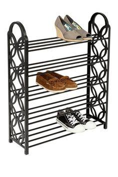 Honey-Can-Do | 5-Tier Butterfly Shoe Rack | Nordstrom Rack