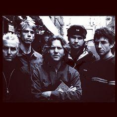 Pearl Jam. Photo by G. E. Friedman