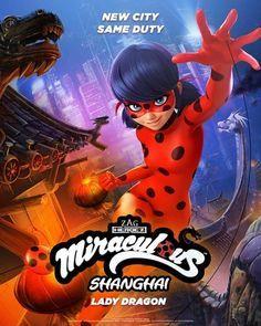 New Movie: Miraculous Ladybug Shanghai
