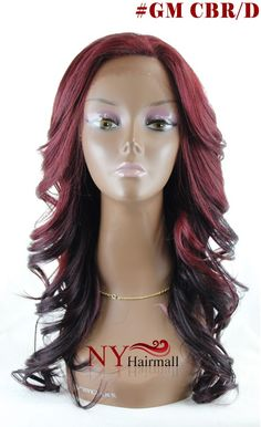 NEW COLOR ADDED Vivica A Fox Deep Lace Front Wig - Britney http://nyhairmall.com/vivica-a-fox-deep-lace-front-wig-britney.html
