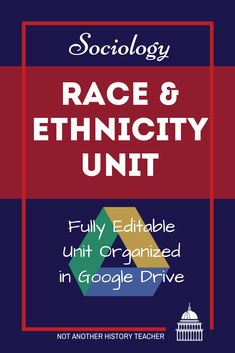 Engage your students with this race and ethnicity unit for Sociology! Students will think critically about how race and ethnicity affect people and why it matters. A variety of media is included to capture their attention, as well as a review game before they take the assessment! Teach this important sociology concept with this unit to make your life easier. These lessons are all available via Google Drive or downloadable.