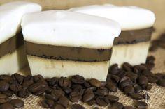 Кофейное мыло http://tanyavega.com/kofejnoe-mylo-latte-makiato.html  #кофейноемыло #кофе #мыло #красотаиздоровье