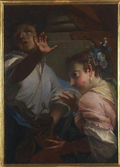 Cesare Ligari: Medea con Giasone, Tirano (SO), Pinacoteca di Palazzo Sertoli Salis. Che Guevara, Painting, Art, Art Background, Painting Art, Kunst, Paintings, Performing Arts