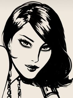 Audrey by Jason Brooks