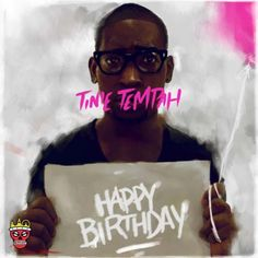 Tinie Tempah - Happy Birthday EP