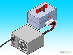 Create a 12 Volt DC Test Bench for Bullet Cameras Using an Old ATX Computer Power Supply Final.jpg