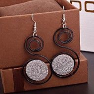 Women's Small Wild Personality Frosted Earrings – USD $ 1.79