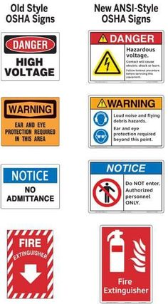 In 2013, the Occupational Safety and Health Administration (OSHA) endorsed the latest best practices related to safety sign and tag technology by incorporating the 2011 ANSI Z535 safety sign and tag standards into its regulations. This guide will:  1.) Provide a clear understanding of the OSHA change and what it means to you and your organization.  2.) Define the key steps to implement a new, OSHA/ANSI best practice safety sign system to better rescue risk and protect people from harm…
