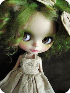moss angel-lily custom
