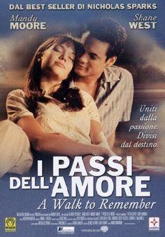 I passi dell'amore  Adam Shankman  2002  giudizio:  ★★☆  grafica copertina:  ★