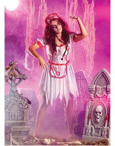 Perfect for Asylum or Zombie Apocalypse. $64.99 @ Spirit Halloween