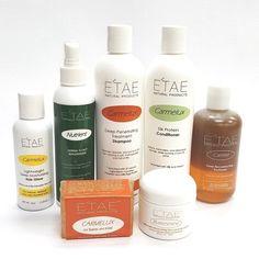 ETAE Natural Products - CARMEL Treatment Complete Set Deal