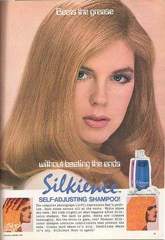 1980's Silkience Shampoo by twitchery, via Flickr