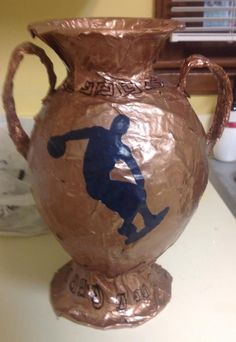 Ancient Greece Project 2019 Ancient Greece project-vase The post Ancient Greece Project 2019 appeared first on Paper ideas. Ancient Greece Ks2, Greece Party, Ancient World History, Roman History, Ancient Art, Ancient Greek, Greek Art, Art Lessons Elementary, Ancient Civilizations