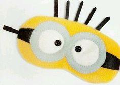 Minion-sleeping-mask