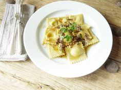the perfect homemade ravioli, it can be done!