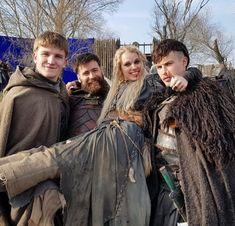 Lagertha, Best Tv Shows, Favorite Tv Shows, The Last Kingdom Cast, Vikings, Uhtred Of Bebbanburg, Alexander Dreymon, Kingdom 3, Shield Maiden