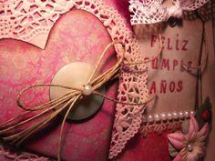 Inspiración Scrapbooking Origami: TARJETA DE FELICITACION