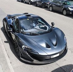 McLaren P1 speed and power!