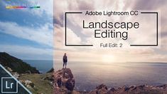 Learn how to edit landscape photos in this Lightroom tutorial. Lightroom 6 and CC is great for Amazing landscape edit. Lightroom editing is fun and a great p...