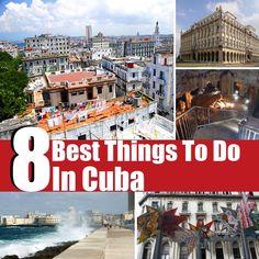 Best Things To Do In Cuba