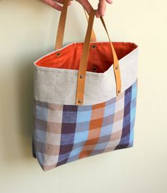 handmade by sleeway on #Etsy #bag #handmade #craft