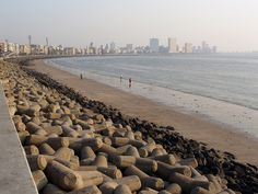 Great memories with lovely friends along Marine Drive in Mumbai