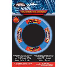 Spiderman Glow Flying Disc * Click image to review more details.Note:It is affiliate link to Amazon.