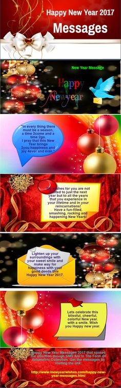 New Year Message