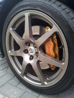 Favoriete Subaru velgen